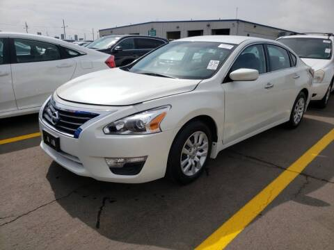 2014 Nissan Altima for sale at D&S IMPORTS, LLC in Strasburg VA