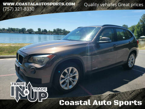 2014 BMW X1 for sale at Coastal Auto Sports in Chesapeake VA