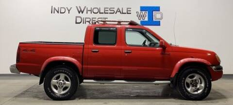 2000 Nissan Frontier for sale at Indy Wholesale Direct in Carmel IN