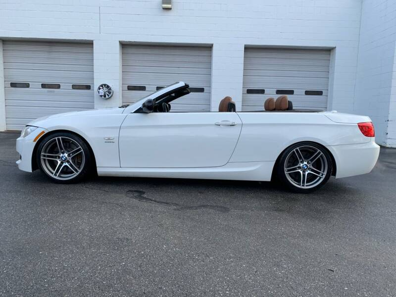 2011 BMW 3 Series for sale at Broadway Motoring Inc. in Arlington MA
