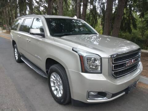 2017 GMC Yukon XL for sale at PDX Car People LLC in Milwaukie OR