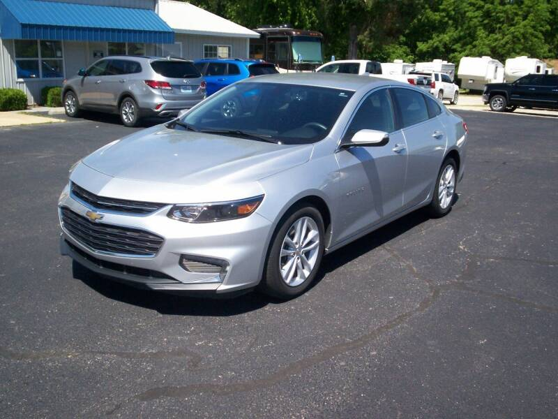 2018 Chevrolet Malibu for sale at Jones Auto Sales in Poplar Bluff MO