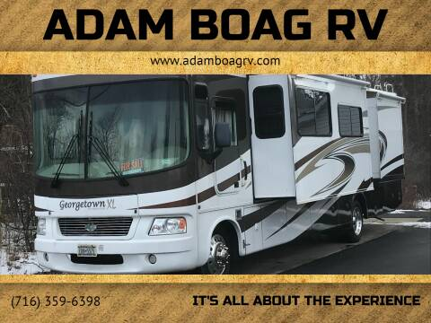 2008 Forest River Georgetown for sale at Adam Boag RV in Hamburg NY