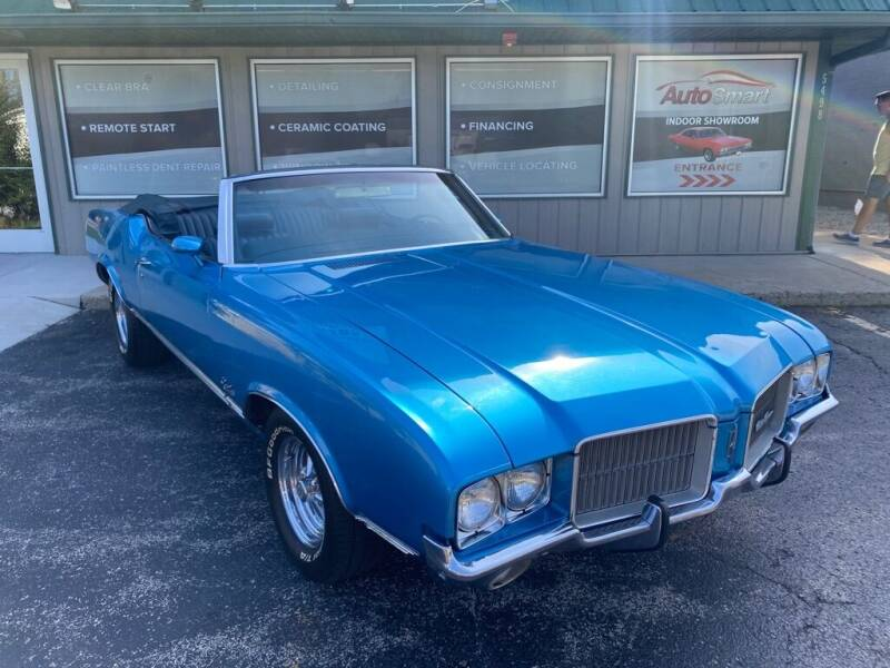 1971 Oldsmobile Cutlass for sale at AutoSmart in Oswego IL