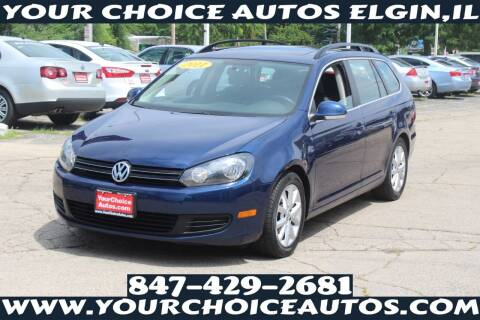 2011 Volkswagen Jetta for sale at Your Choice Autos - Elgin in Elgin IL