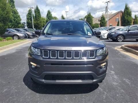 2018 Jeep Compass for sale at Southern Auto Solutions - Lou Sobh Honda in Marietta GA