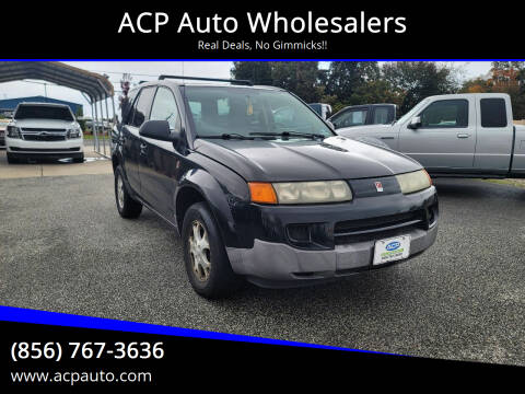 2004 Saturn Vue for sale at ACP Auto Wholesalers in Berlin NJ