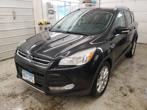 2015 Ford Escape for sale at Jem Auto Sales in Anoka MN