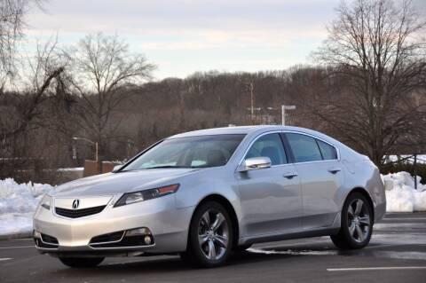 2012 Acura TL for sale at T CAR CARE INC in Philadelphia PA