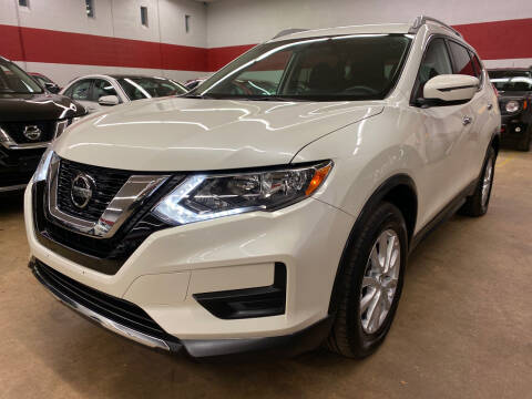 2018 Nissan Rogue for sale at Columbus Car Warehouse in Columbus OH