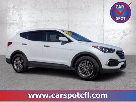 2017 Hyundai Santa Fe Sport for sale at Car Spot Of Central Florida in Melbourne FL
