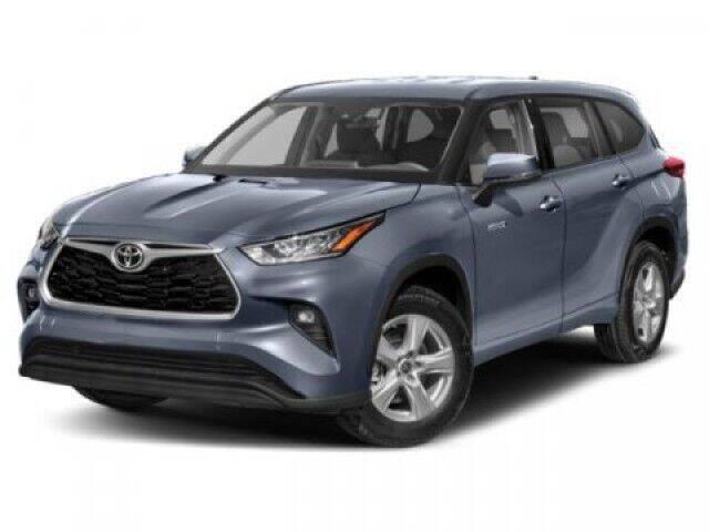 2021 Toyota Highlander Hybrid for sale in Middletown, CT