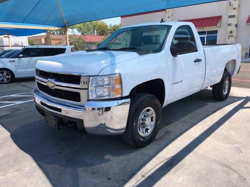 2008 Chevrolet Silverado 2500HD for sale at Gold Star Motors Inc. in San Antonio TX