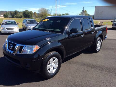 2009 Nissan Frontier for sale at Road Runner Autoplex in Russellville AR