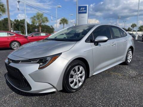 2020 Toyota Corolla for sale at Mike Schmitz Automotive Group in Dothan AL