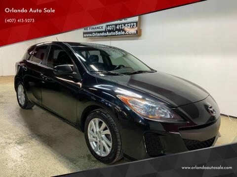 2012 Mazda MAZDA3 for sale at Orlando Auto Sale in Orlando FL