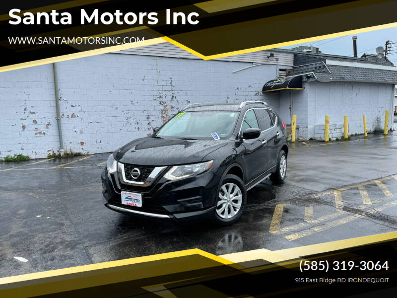 2017 Nissan Rogue for sale at Santa Motors Inc in Rochester NY