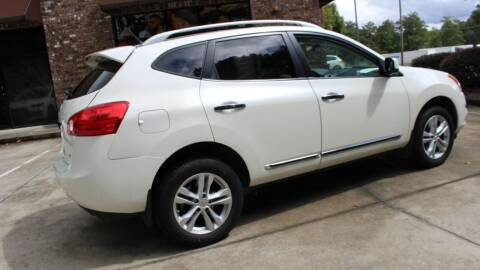 2013 Nissan Rogue for sale at NORCROSS MOTORSPORTS in Norcross GA