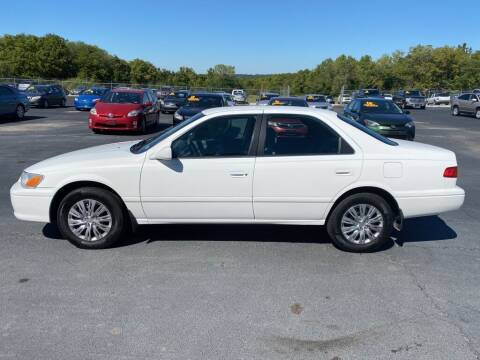 2001 Toyota Camry for sale at CARS PLUS CREDIT in Independence MO