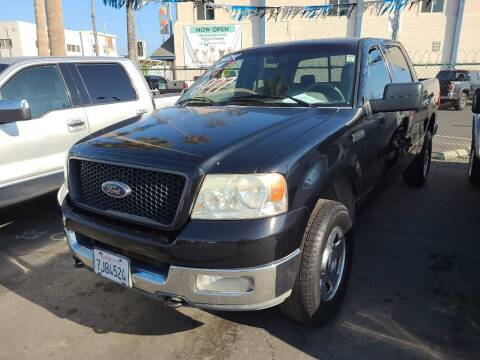2004 Ford F-150 for sale at ANYTIME 2BUY AUTO LLC in Oceanside CA