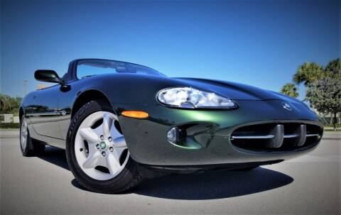 1997 Jaguar XK-Series for sale at Progressive Motors in Pompano Beach FL