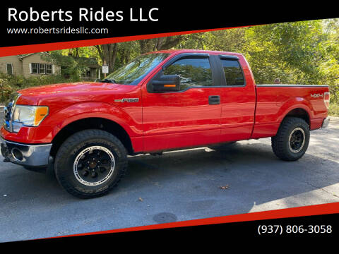 2011 Ford F-150 for sale at Roberts Rides LLC in Franklin OH