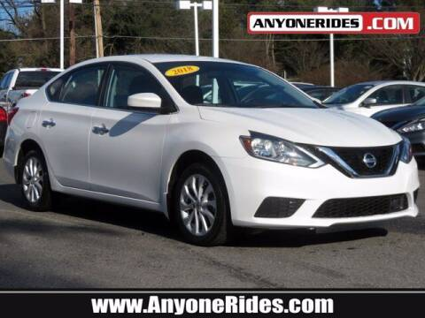 2018 Nissan Sentra for sale at ANYONERIDES.COM in Kingsville MD