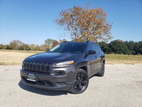 2017 Jeep Cherokee for sale at Laguna Niguel in Rosenberg TX