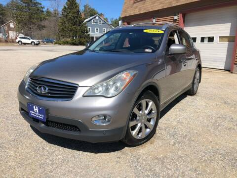 2008 Infiniti EX35 for sale at Hornes Auto Sales LLC in Epping NH
