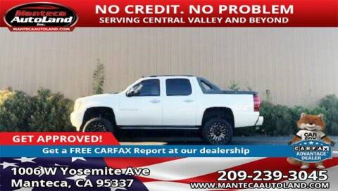 2008 Chevrolet Avalanche for sale at Manteca Auto Land in Manteca CA