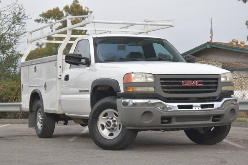 2007 GMC Sierra 1500HD Classic for sale at Mission City Auto in Goleta CA