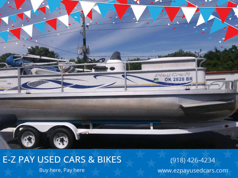 2004 PlayCraft Clipper for sale at E-Z Pay Used Cars in McAlester OK
