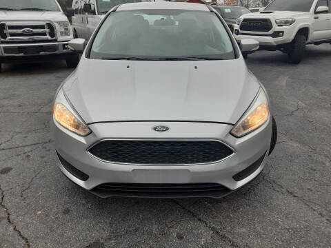 2015 Ford Focus for sale at LOS PAISANOS AUTO & TRUCK SALES LLC in Peachtree Corners GA