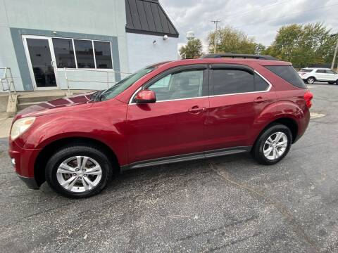 2012 Chevrolet Equinox for sale at Huggins Auto Sales in Ottawa OH