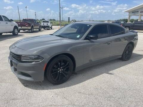 2017 Dodge Charger for sale at ATASCOSA CHRYSLER DODGE JEEP RAM in Pleasanton TX