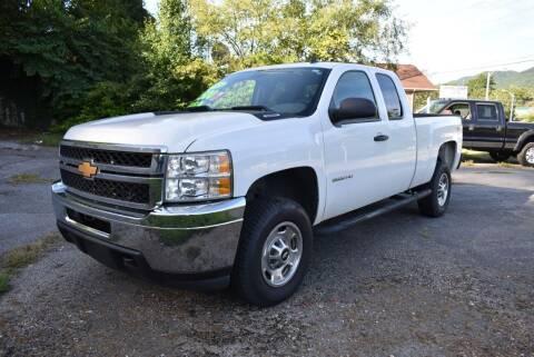 2013 Chevrolet Silverado 2500HD for sale at Gamble Motor Co in La Follette TN