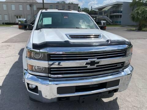 2018 Chevrolet Silverado 3500HD for sale at Consumer Auto Credit in Tampa FL