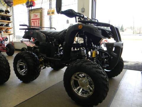 2021 Cougar UT 200cc for sale at A C Auto Sales in Elkton MD