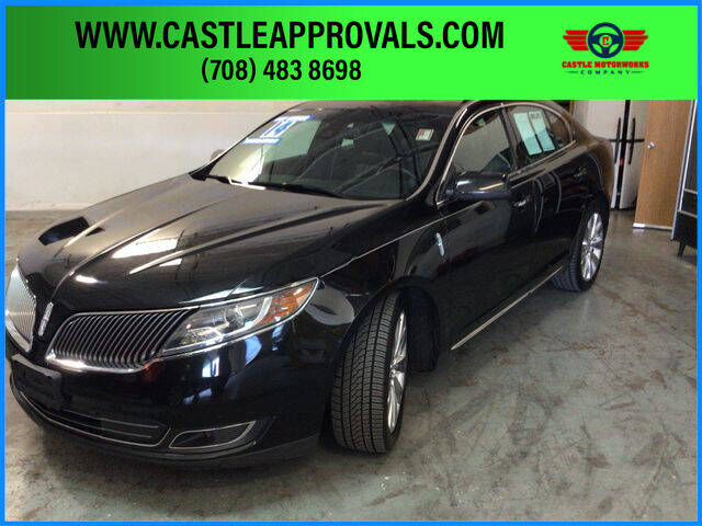 2014 Lincoln MKS for sale in Broadview, IL