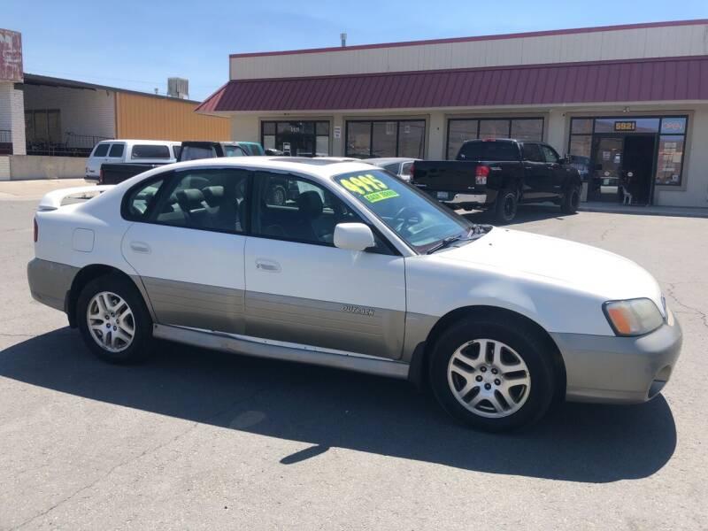 2000 Subaru Outback AWD Limited 4dr Sedan - Carson City NV