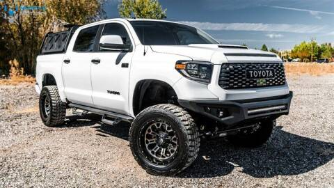 2019 Toyota Tundra for sale at MUSCLE MOTORS AUTO SALES INC in Reno NV
