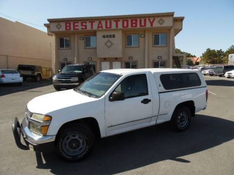 2004 Chevrolet Colorado for sale at Best Auto Buy in Las Vegas NV