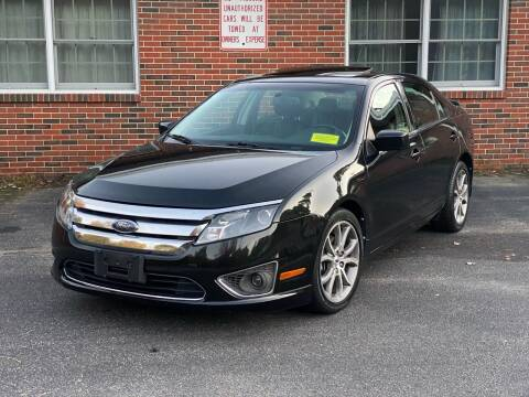 2010 Ford Fusion for sale at Eagle Auto Sales LLC in Holbrook MA