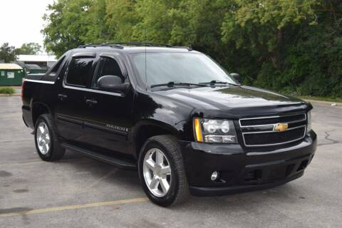 2009 Chevrolet Avalanche for sale at NEW 2 YOU AUTO SALES LLC in Waukesha WI
