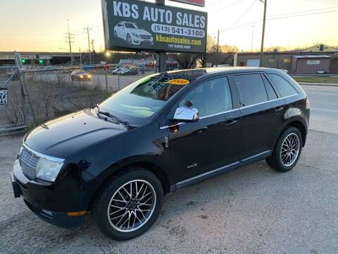 2008 Lincoln MKX for sale at KBS Auto Sales in Cincinnati OH