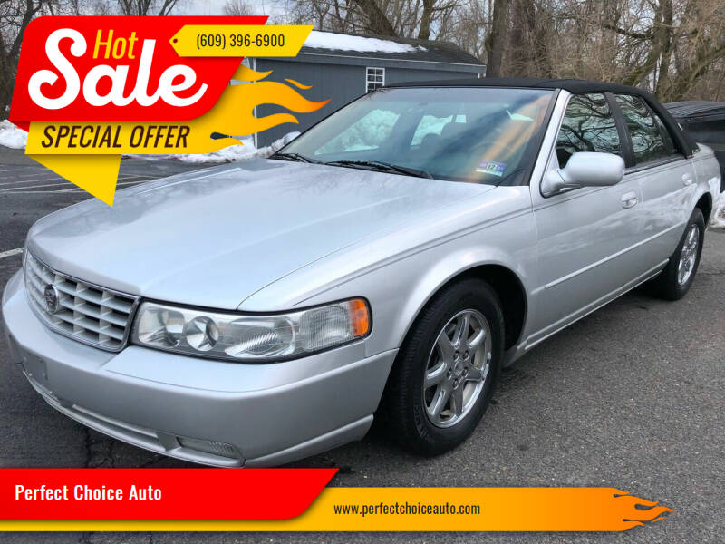 2002 Cadillac Seville for sale at Perfect Choice Auto in Trenton NJ