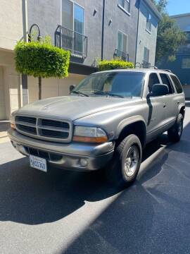 1999 Dodge Durango for sale at Bay Auto Exchange in San Jose CA