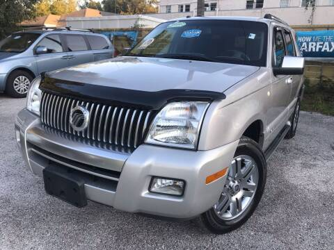 2008 Mercury Mountaineer for sale at Blue Ocean Auto Sales LLC in Tampa FL