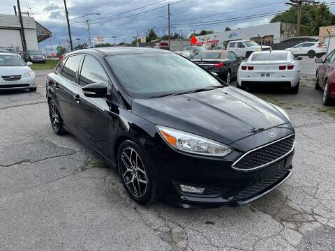 2016 Ford Focus for sale at Green Ride Inc in Nashville TN