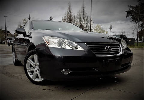 2008 Lexus ES 350 for sale at A1 Group Inc in Portland OR